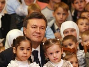Герман рассказала, как Янукович увеличит население Украины