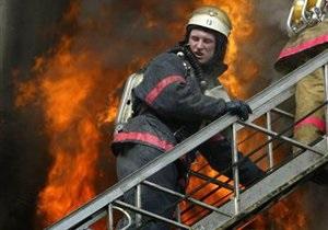 В России при пожаре погибла семья из семи человек
