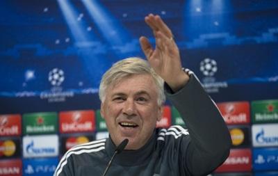 Главный тренер Реала о встрече с Атлетико: Это поединок примерно равных соперников