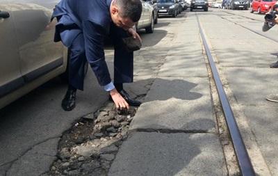Киевавтодор займется ремонтом 41 объекта в столице