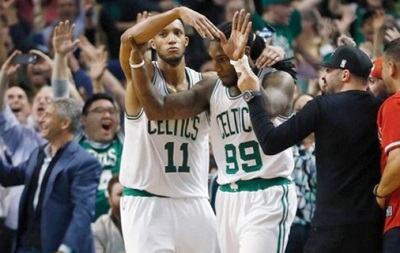 NBA: Бостон вырвал победу в Торонто, два овертайма в Индианаполисе
