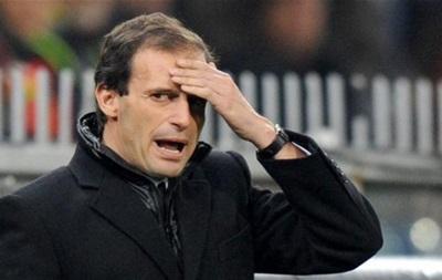 Наставник Ювентуса: Нам нужно будет забивать в ответном матче