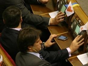 БЮТ согласился с предложениями НУ-НС по коалиционному соглашению