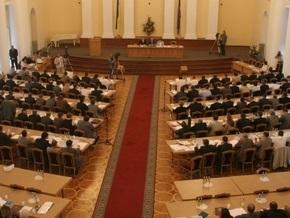Киевсовет продал три участка земли за 70 млн гривен