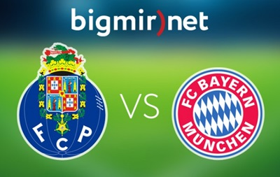 Порту - Бавария 3:1 Онлайн трансляция матча Лиги чемпионов