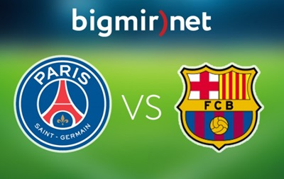 ПСЖ - Барселона 1:3 Онлайн трансляция матча Лиги чемпионов