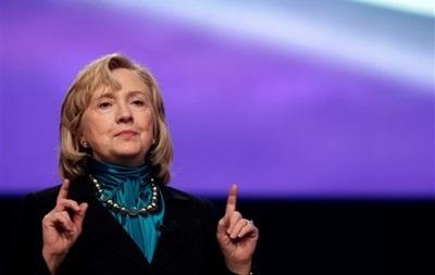 Хиллари Клинтон призвала внести однополые браки в Конституцию США