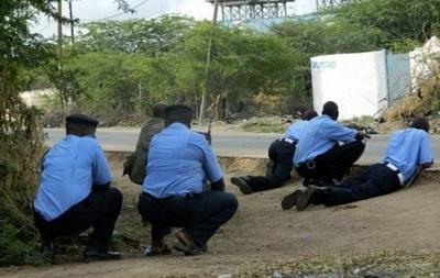 Кения строит разделительный барьер на границе с Сомали