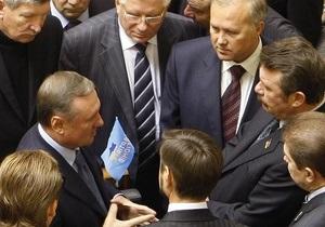 Партия регионов пообещала не допустить срыва ратификации соглашения по ЧФ РФ