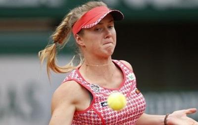 Теннис: Украинка Свитолина крушит соперниц в Колумбии