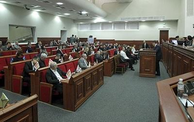 Киевсовет изменил бюджет столицы