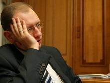 Яценюк: От третьей сессии Рады стоит ожидать чрезмерную агрессивность