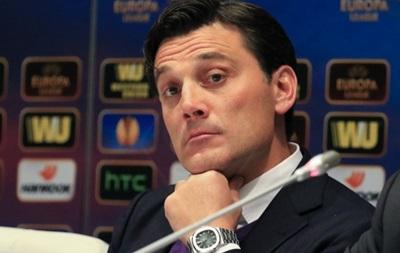 Тренер Фиорентины: В матче с Динамо мы смотрелись лучше