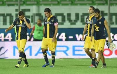 Парма может сняться с чемпионата Италии до конца апреля