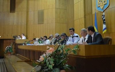 В Ивано-Франковской области запретили четыре партии