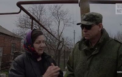 Пенсионерка из Широкино обратилась к руководству ДНР - репортаж