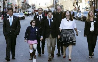 Семья погибшего в Бостоне мальчика просит для Царнаева пожизненный срок