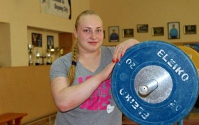 Украинка завоевала  серебро  на чемпионате Европы по тяжелой атлетике
