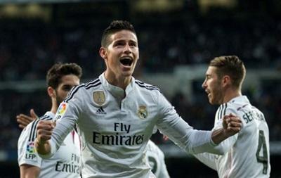 Реал на своем поле обыграл Малагу в чемпионате Испании