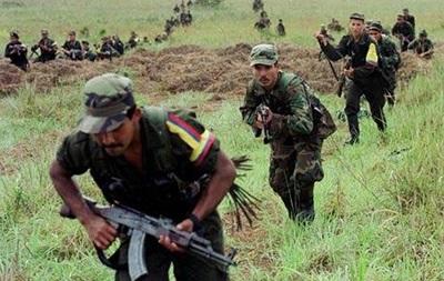 Мораторию конец: Армия Колумбии начала обстрелы позиций повстанцев