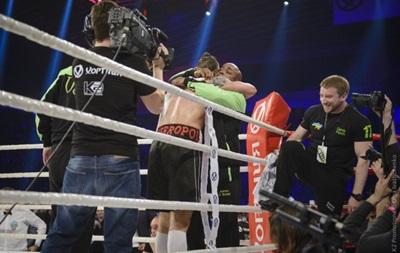 Тренер Усика: Саша показал просто отличный бокс