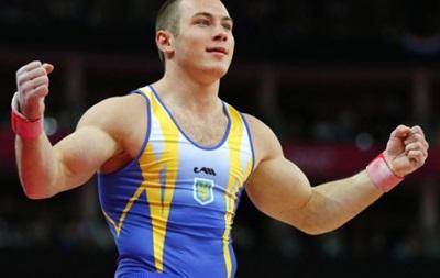 Украинец Радивилов взял серебро на ЧЕ по спортивной гимнастике