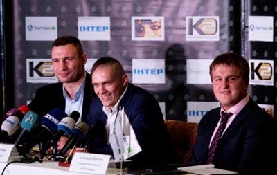 Виталий Кличко: Усик может прийти на смену братьям Кличко