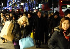 Американцы установили рекорд предрождественских покупок