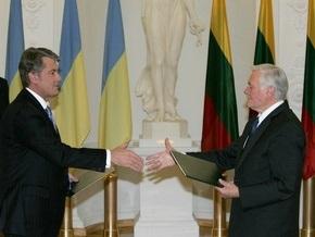 Ющенко намерен подписать с ЕС соглашение об ассоциации в следующем году