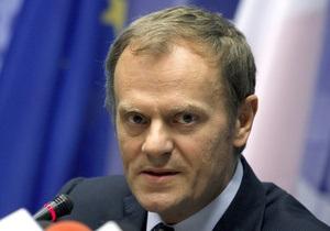 Премьер Польши считает, что российский газ важнее идеологических споров с Кремлем