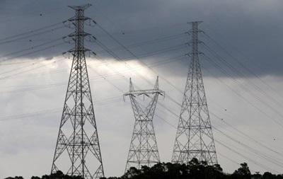 Украина прекратила платить России за электроэнергию в зоне АТО