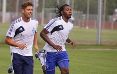 Два игрока Динамо не смогут принять участие в матче с Фиорентиной