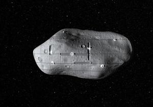 Роскосмос хочет установить на приближающийся астероид Апофис радиомаяк