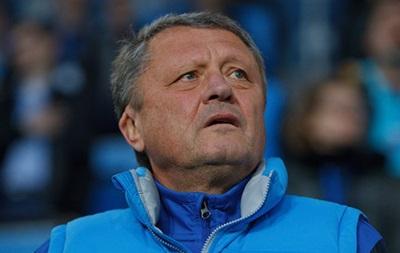 Наставник Днепра не считает свою команду фаворитом матча с Брюгге