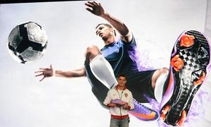 Nike представляетновые бутсы Mercurial vapor superfly II