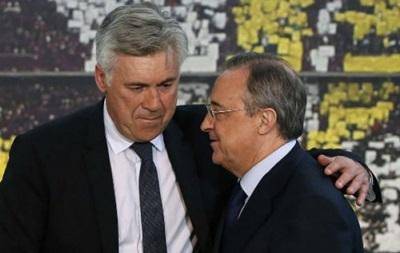 Мадридский Реал поставил ультиматум своему тренеру
