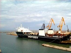 Американский ракетный крейсер пришвартовался в порту Грузии