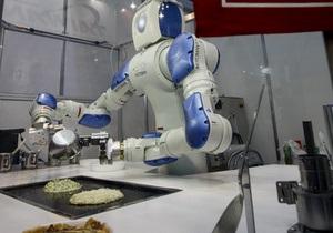 В Японии создали робота-чернорабочего