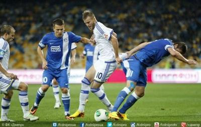 UEFA разведет украинские и российские команды в полуфинале Лиги Европы - СМИ