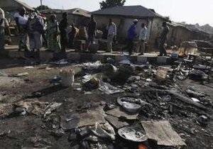 Взрывы на Рождество в Нигерии вызвали межрелигиозные столкновения