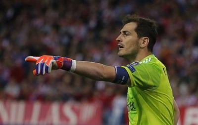 Касильяс установил рекорд по количеству  сухих  матчей в Лиге чемпионов