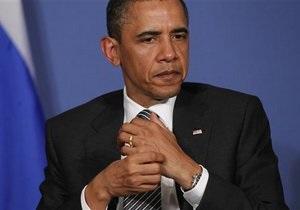 Обама назвал проштрафившихся охранников  болванами