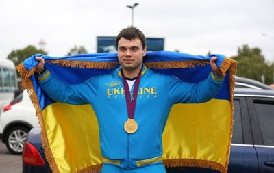 Олимпийский чемпион Алексей Торохтий женился