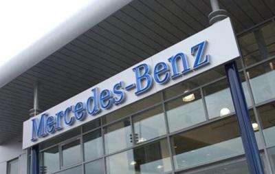 Mercedes-Benz оштрафовали в Китае почти на 60 миллионов долларов