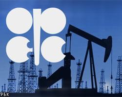 ОПЕК призвала экспортеров нефти сократить объемы добычи
