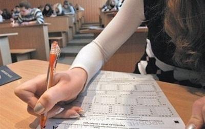 В Украине стартовало Внешнее независимое оценивание