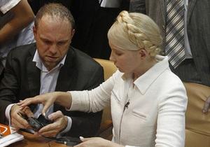 Тимошенко требует суда присяжных