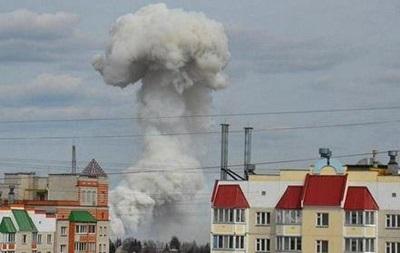 В РФ при взрыве склада пиротехники погиб победитель тендера на салют 9 мая
