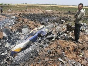 Эксперты частично расшифровали черные ящики разбившегося в Иране Ту-154М