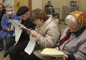 Представитель ПР признал, что власть могла использовать админресурс на выборах